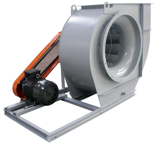 Product Centrifugal Fans : Industrial centrifugal fan