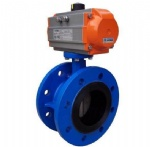 F7480 Marine double flanged butterfly valve