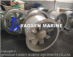 JCZ140A Marine axial flow ventilator fan