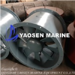 JCZ100B Ship axial flow duct fan