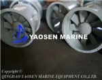 JCZ90A Marine engine room ventilation fan
