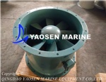 JCZ75A Offshore platform Axial Flow fan