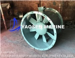 CZF140B Maritime draught blower fan