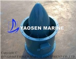 MARINE HIGH PRESSURE AXIAL FLOW FAN