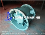 CBZ80B Ship anti-spark marine blower fan