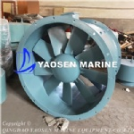 JCZ(CZ) Series Marine axial flow fan