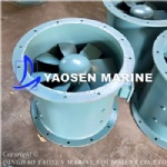 CZF Series Marine axial flow fan
