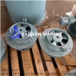CWZ-224D-I Marine wall mounted supply fan