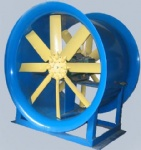 BYG series Industrial Low noise axial fan