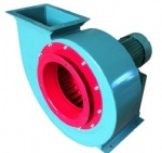 CF Series low noise Multi-wing centrifugal Fan