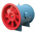 GHY series High temperature axial flow fan