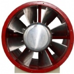 XYT Series Fire fighting High temperature exhaust Axial flow Fan