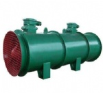 FBCD Series Mine explosion-proof exhaust axial fan