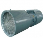 SDF Series low noise Tunnel Jet Fan