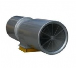 SDS-II Series Tunnel low noise jet fan