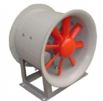 FBT40 I Series Industrial FRP anticorrosive Axial flow Fan