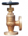 JIS F7302 5K Marine bronze screw down angle valve