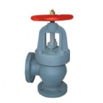 JIS F7354 5K Marine FC screw down non return angle valve